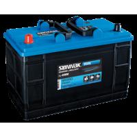 Sønnak 115 AMP Dual Fritidsbatteri (SR550)